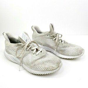 Adidas Womens Alphabounce Running Shoe 9 Gray